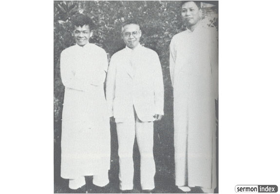 John Sung and Watchman Nee