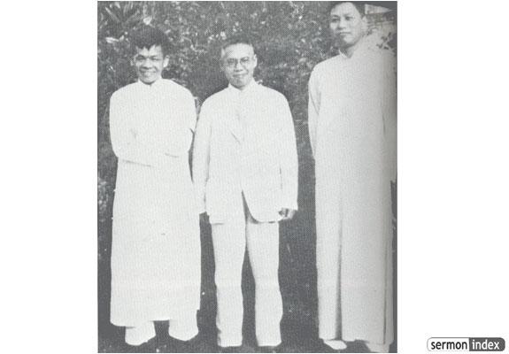 John Sung and Watchman Nee