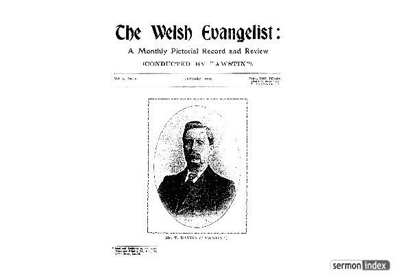 THE WELSH EVANGELIST