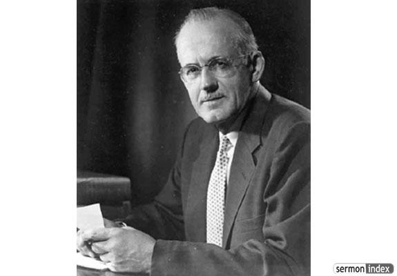 Publicity photo of A.W. Tozer