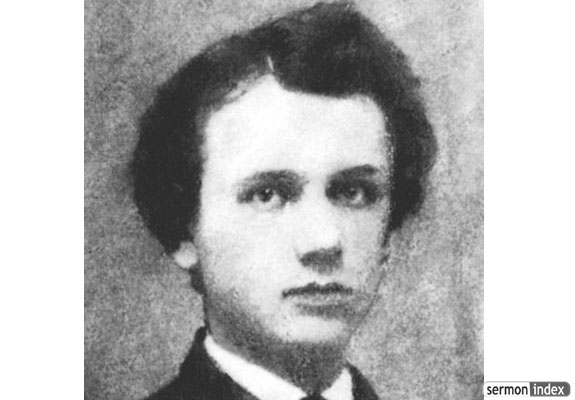 A.B. Simpson at age 17