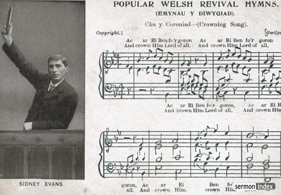 Popular Welsh Revival Hymns. 1905 - 1