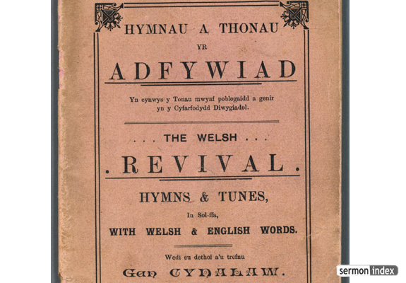 'The Welsh Revival - Hymns and Tunes