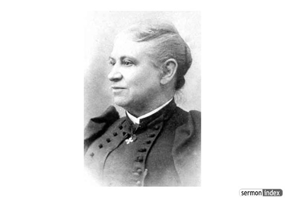 Margaret Henry Simpson, formal portrait