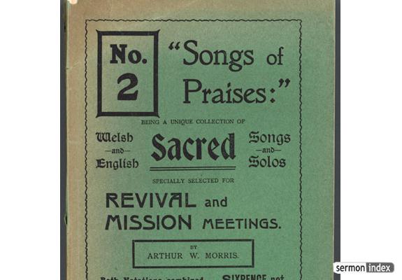 'Songs of Praises' by Arthur W. Morris