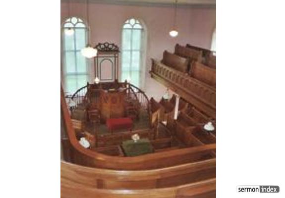 Evan Roberts prayer meeting chapel.