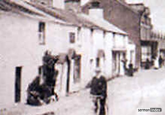 Wales 1904 street