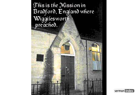Mission in Bramptford where wigglesworth preached