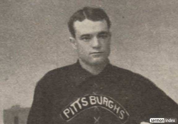 Billy Sunday as a Baseball Player