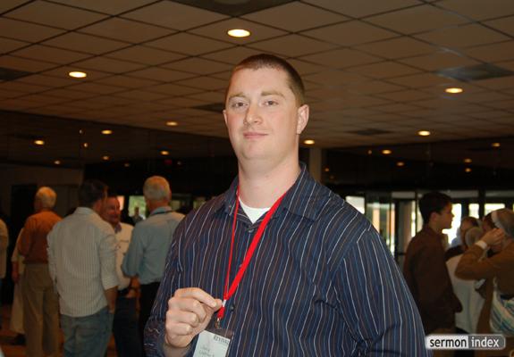 Jamie Lockhart Event Moderator