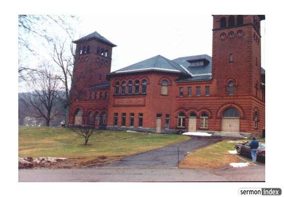 D. L. Moody Auditorium