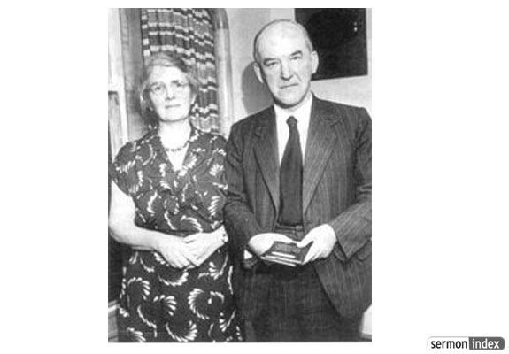 Martyn-Lloyd Jones and Wife