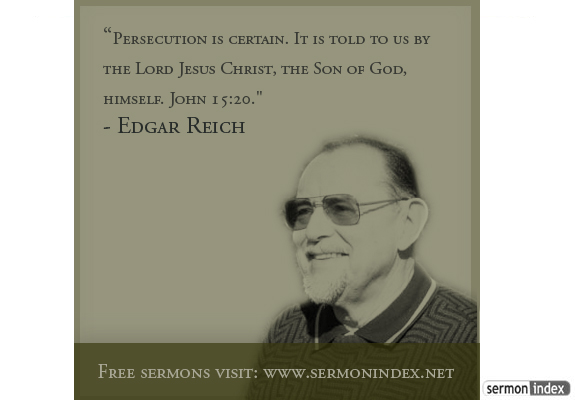 Edgar Reich Quote