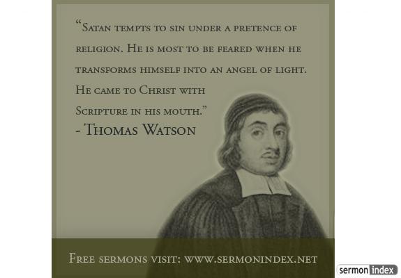Thomas Watson Quote
