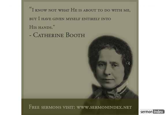 Catherine Booth Quotes