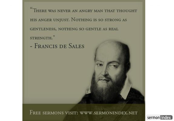 Francis de Sales Quote