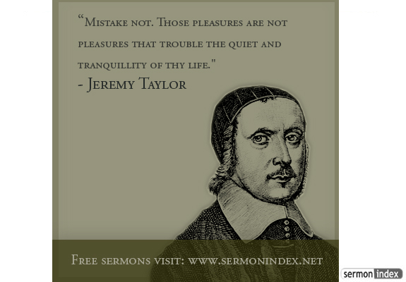 Jeremy Taylor Quote