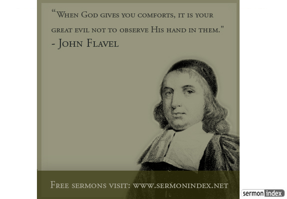 John Flavel Quote