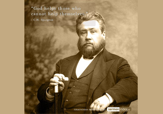 C.H. Spurgeon Quote