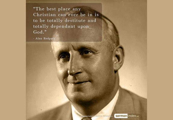 Alan Redpath Quote