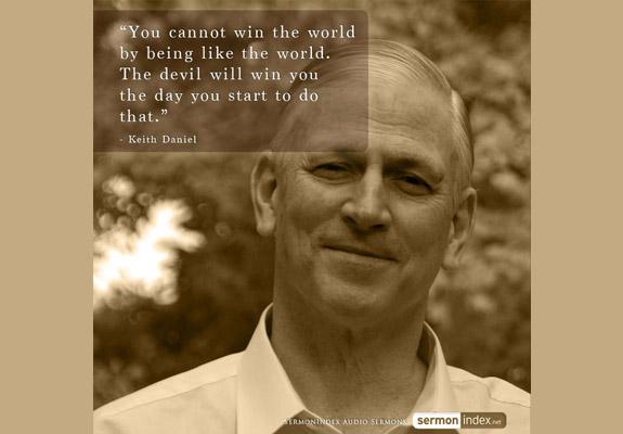 Keith Daniel Quote