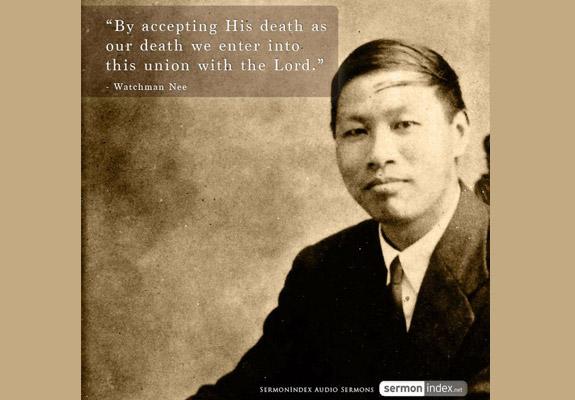 Watchman Nee Quote 2