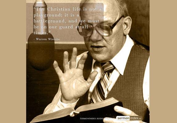Warren Wiersbe Quote
