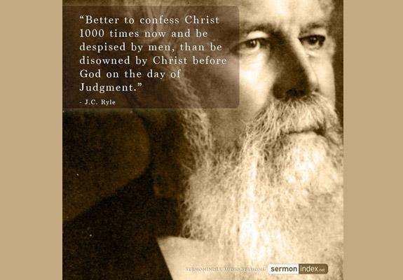 J.C. Ryle Quote
