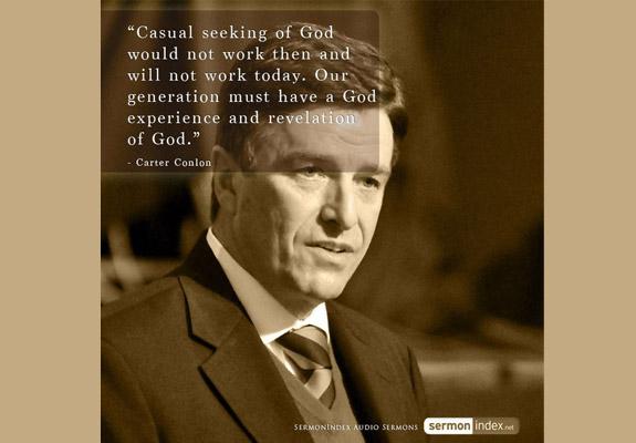 Carter Conlon Quote