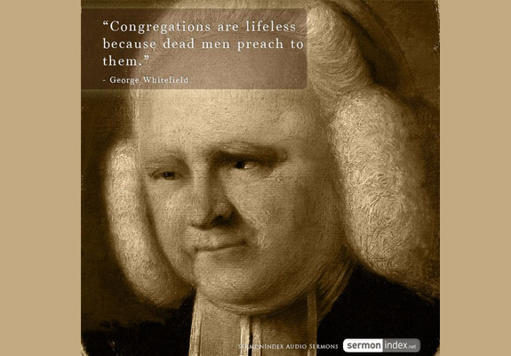 George Whitefield Quote