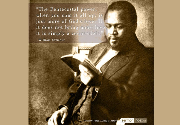William Seymour Quote
