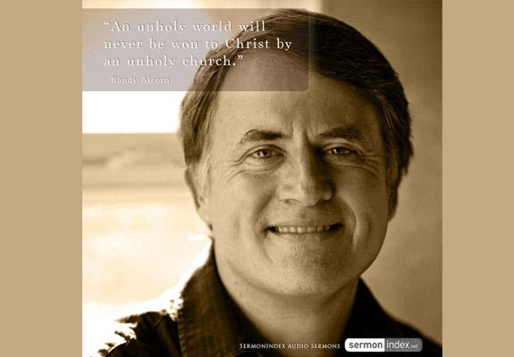 Randy Alcorn Quote