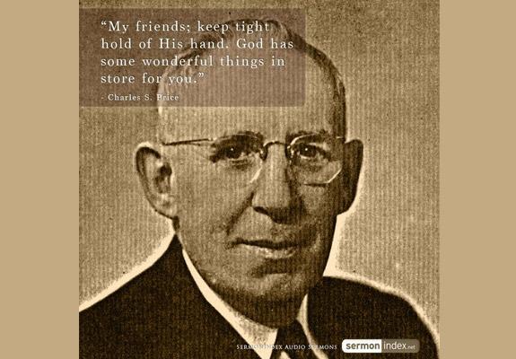 Charles S. Price Quote