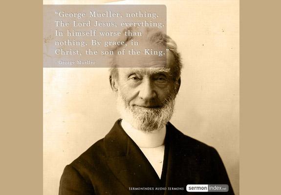 George Mueller Quote