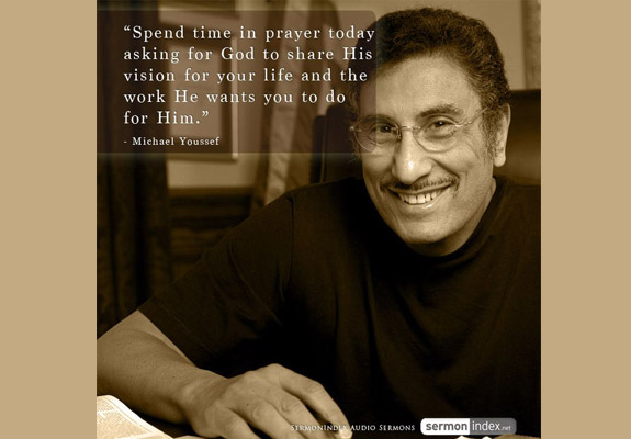 Michael Youssef Quote