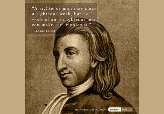 Thomas Boston Quote