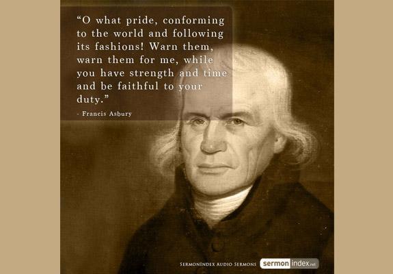 Francis Asbury Quote