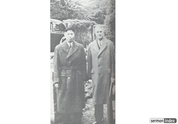 Watchman Nee and T. Austin Sparks