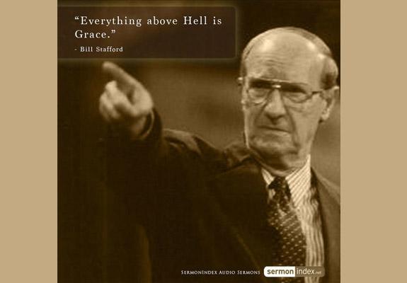 Bill Stafford Quote