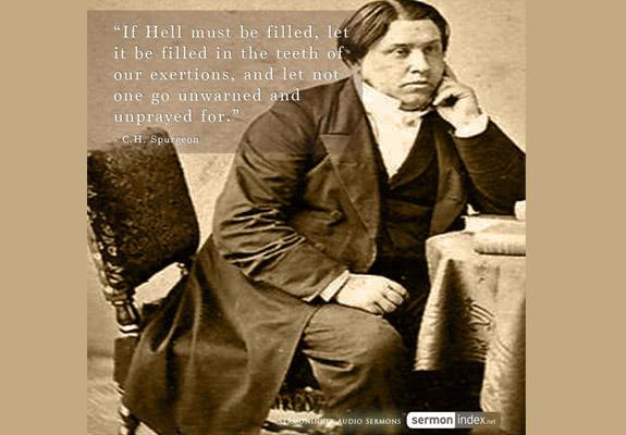C.H. Spurgeon Quote 3