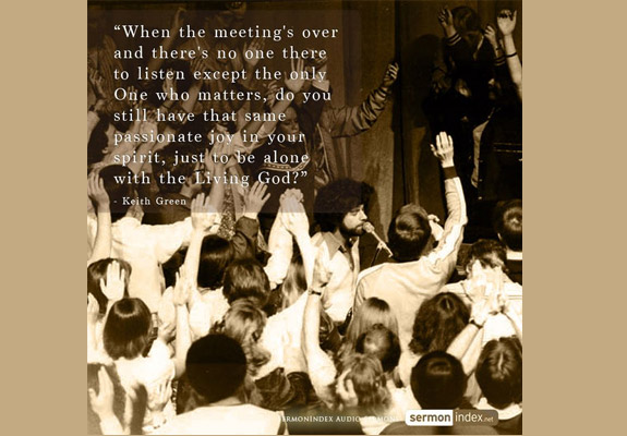 Keith Green Quote 2