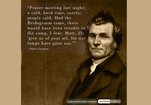 James Caughey Quote