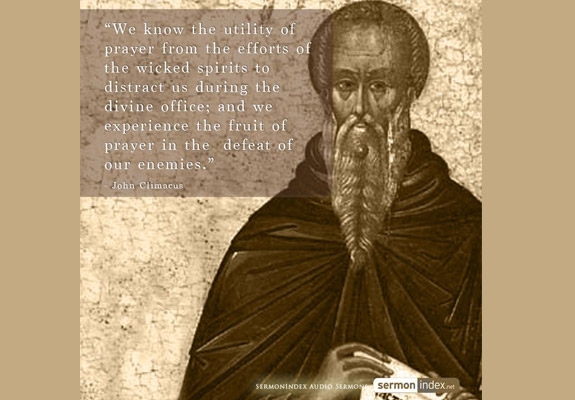 John Climacus Quote
