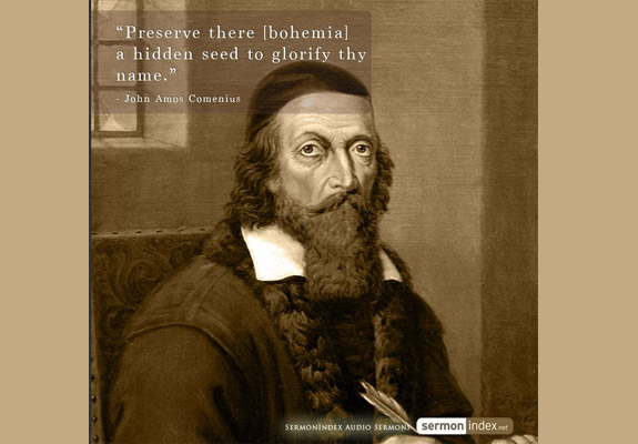 John Amos Comenius Quote
