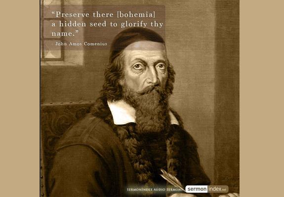 John Amos Comenius Quote