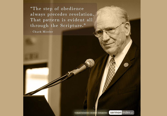 Chuck Missler Quote