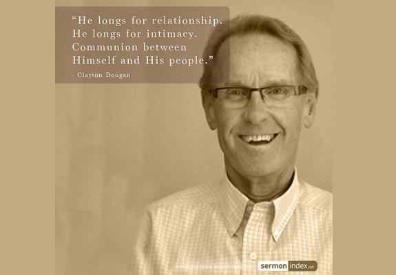 Clayton Dougan Quote