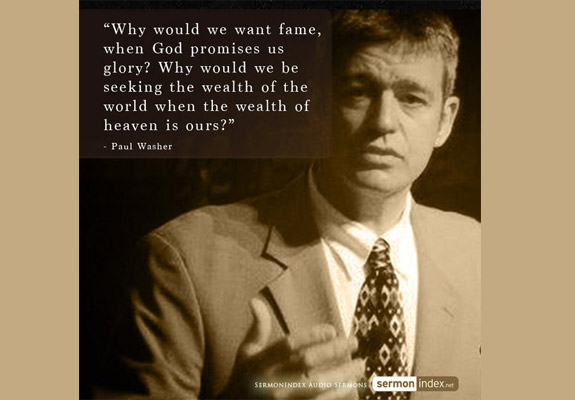 Paul Washer Quote 2