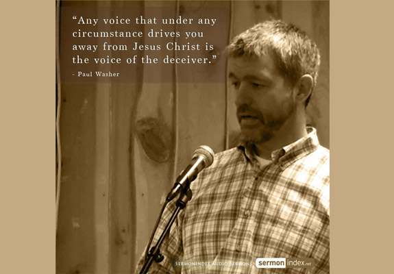 Paul Washer Quote 3