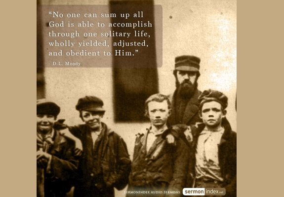 D.L. Moody Quote 2